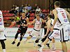 Nymburk vs. Svitavy (85:77).