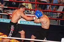 Boxer Tomáš Adámek.
