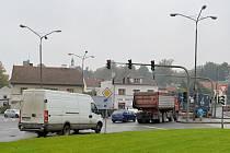 Na hlavní křižovatce v Litomyšli se budou muset řidiči          o příštím víkendu obejít bez světelné signalizace.