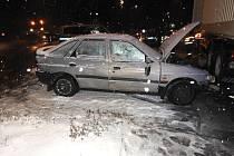 Opilá žena způsobila nehodu,