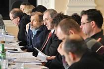 Ze zasedání litomyšlského zastupitelstva.