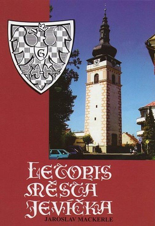 Letopis města Jevíčka - obal.