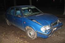Podnapilý řidič přišel o řidičské oprávnění.