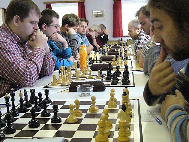 Do Litomyšle zavítali šachisté z Třebíče.
