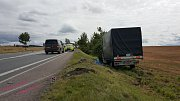 Nebezpečná křižovatka na silnici I/35 u Koclířova, které se řidiči autobusů raději vyhábají, se nedávno stala místem stragické dopravní nehody, při níž jeden člověk zemřel. Foto: Deník/Jiří Šmeral
