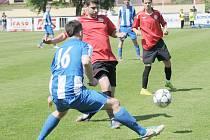Fotbal KP Chrudim B - Svitavy