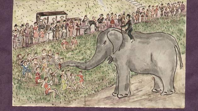 Cirkus v Litomyšli, to je název nové výstavy, která se od 26. května uskuteční v Regionálním muzeu v Litomyšli.
