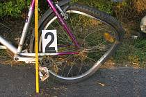 U Bohuňovic došlo ke zraneně dvou cyklistů.
