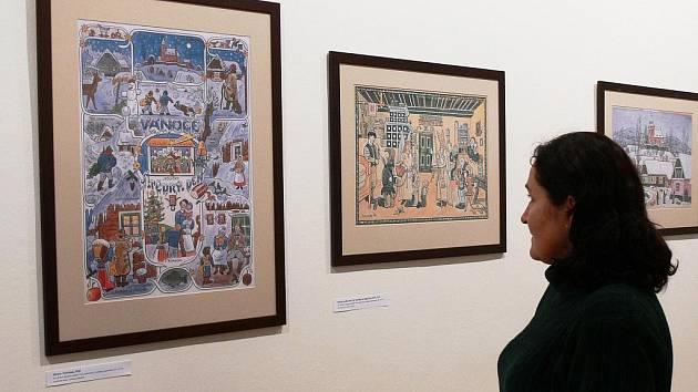 Muzejníci  ve Svitavách připravili výstavu obrazů Josefa Lady.