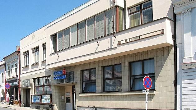Drašarovo bydliště v Poličce.