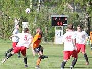 V souboji Poličky a Heřmanova Městce rozhodly ve prospěch hostů penalty.
