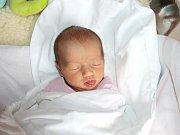 NATÁLIE RUMLOVÁ. Narodila se 20. února ve 12.37 hodin v Litomyšli. Vážila 2,1 kilogramu a měřila 46  centimetrů. S rodiči Veronikou a Tomášem bydlí v Dlouhé Loučce.