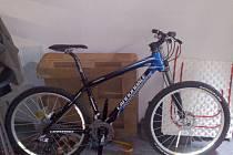 Odcizené jízdní kolo