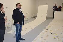 Galerie Miroslava Kubíka pravidelně pečetí své výstavy vydáním katalogu.