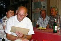 Na starých fotografiích poznávali hornoújezdští pamětníci obyvatele vesnice.