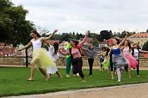 Festival Mladá Smetanova Litomyšl nabídl v sobotu Zahradní slavnost.