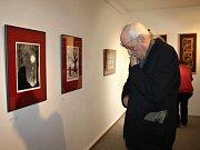 Členská výstav Unie výtvarných umělců pardubického regionu.