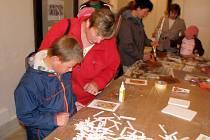 Muzeum a zámecké sklepení v Litomyšli byly v noci zdarma zpřístupněny veřejnosti během Muzejní noci.