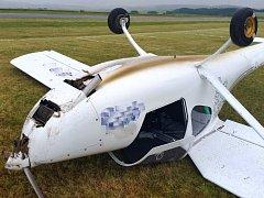Havarované letadlo