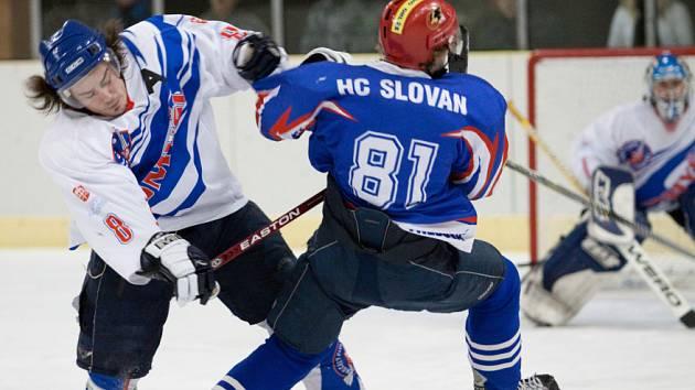 Hokej Litomyšl Moravská Třebová