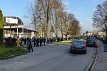 Vojenská škola v Moravské Třebové opět hlásí stovky zájemců o studium.
