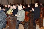 Na setkání duchovních přijel také arcibiskup