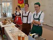 Charity Day na litomyšlském gymnáziu.