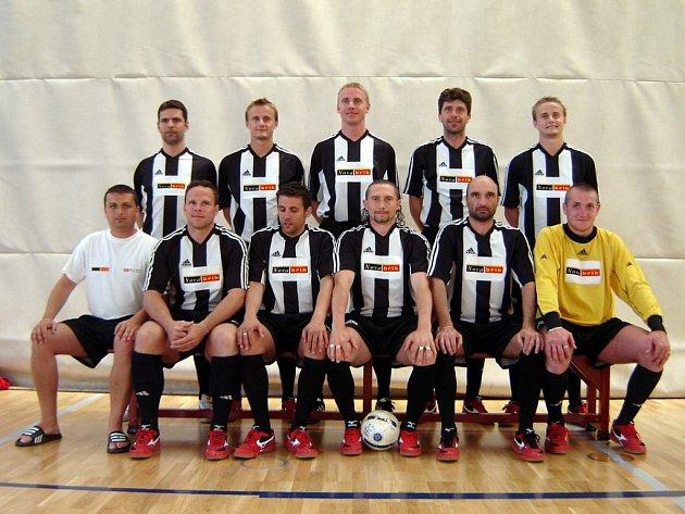 VPS Novabrik Polička, pátý tým evropského poháru v sálové kopané ve Španělsku.