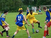 Fotbalisté z Keni navštívili Poličku.