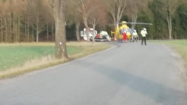 Řidička svým zraněním na místě podlehla