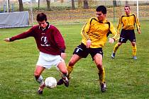 Třetí místo v podzimní tabulce KP sluší svitavským fotbalistům. Senzační vítězství v Živanicích zbavilo jejich protivníka neporazitelnosti, nicméně jeho suverenitu na čele neohrozilo.