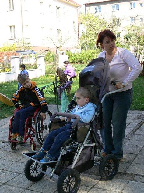 Školku pro postižené navštěvují děti z celého svitavského okresu.