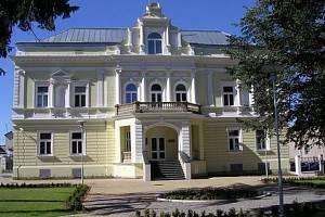 Budova soudu ve Svitavách