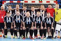 Vzorně reprezentovali hráči VPS Novabrik Polička český sálový fotbal na evropském fóru. Bronz je velkým úspěchem.