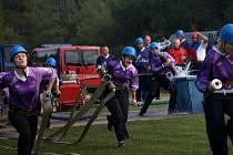 Svitavská liga pokračovala o víkendu závodem v požárním útoku ve Zderazi. Týmy se utkaly po měsíční pauze. Dařilo se mužům z Hartmanic a také ženám z Desné. Mezi veterány zvítězili hasiči ze Širokého Dolu.