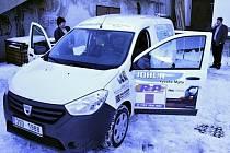 Projekt Sociální automobil společnosti Kompakt pomáhá už několik let.