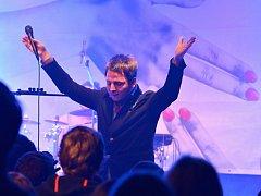 Koncert Mother's Angels v Kotelně.