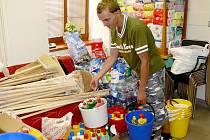Sbírka červeného kříže podpoří obyvatele obcí postižených bleskovými záplavami.