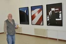 Fotofestival je v Moravské Třebové už tradicí. Na zahájení patnáctého ročníku pobavila návštěvníky fotopast. Na arkádách nechyběl Salon na šňůrách.