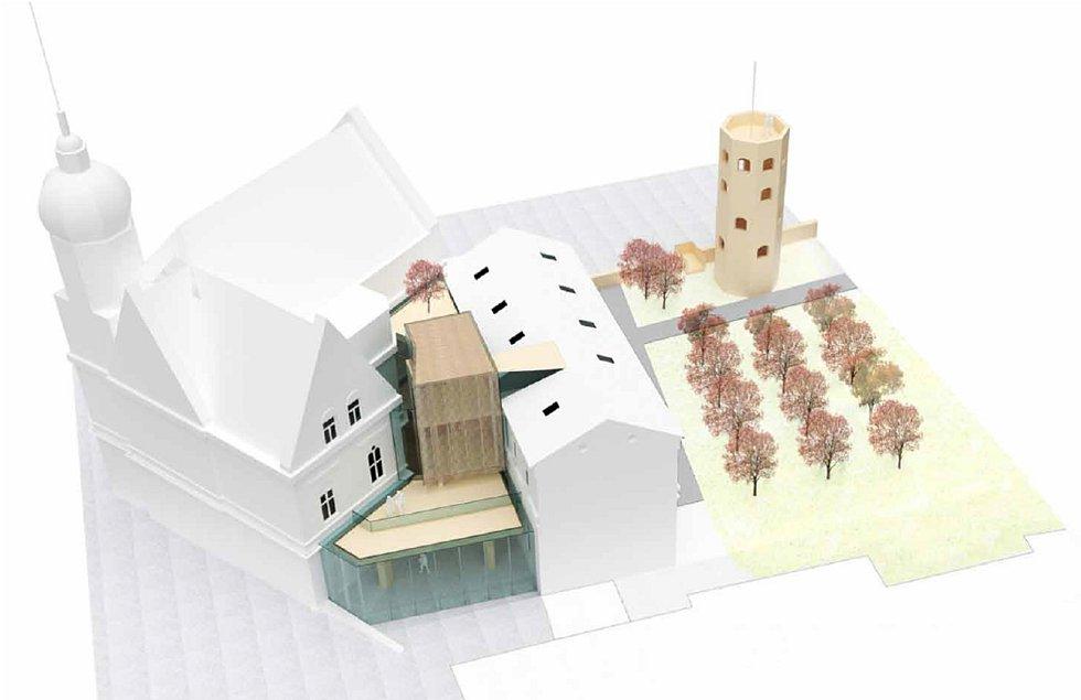 MUZEUM BETLÉMŮ. Unikátní projekt nabídne prostor pro svitavský betlém a další mechanické betlémy z regionu.