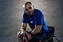 Petr Svatoš. Muž, který překonal svůj hendikep i sám sebe. Reprezentuje totiž Česko ve stolním tenisu.