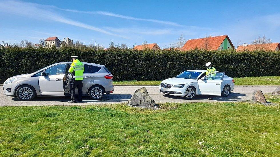 Policisté při akci Rychlost zaznamenali stovky přestupků.
