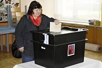Volby v Poličce.