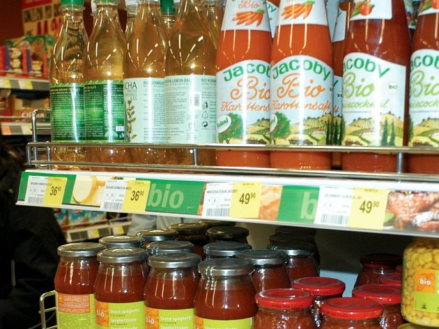 Biopotraviny nejsou jediným výrobkem ekozemědělství.