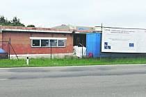 Nová budova poličské záchranky.
