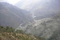 Návštěva Nepálu.