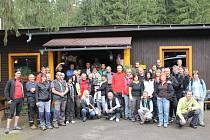 Turisté z Jevíčka a Třebové jezdí na výšlapy už desítky let