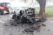 Tragická nehoda u Pohodlí, 29.4.2020