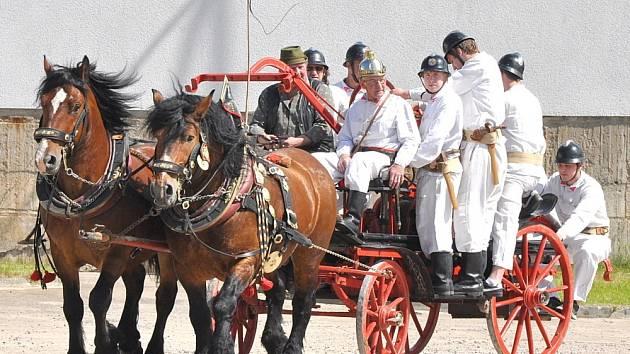 Sbor dobrovolných hasičů v Osíku oslavil v sobotu 130 let od založení.