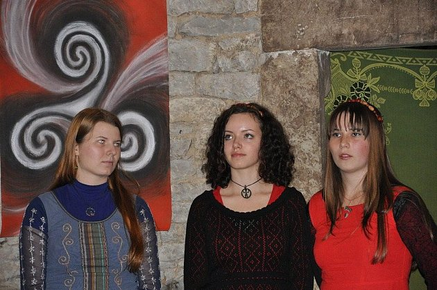 Keltský Samhain v Sebranicích